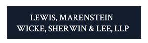 Lewis, Marenstein, Wicke, Sherwin & Lee Los Angeles